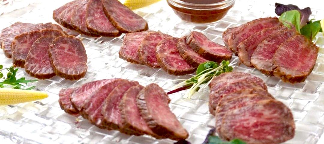 氷温熟成6大ブランド和牛食べ比べローストビーフセット 10,800円(税込)