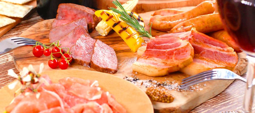 5MMのお肉de家バルセット 5,400円(税込)